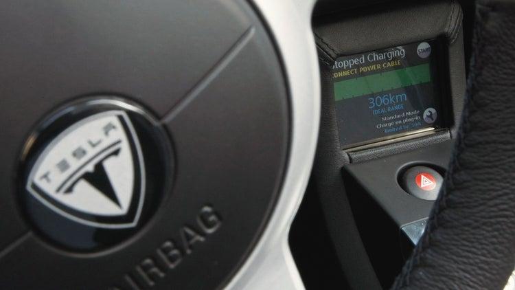Tesla Is Recalling 90,000 Model S Sedans Over Seat Belt Concerns