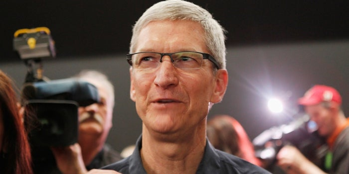 Apple's Tim Cook on Leadership: 'The Most Important Data Points Are People'