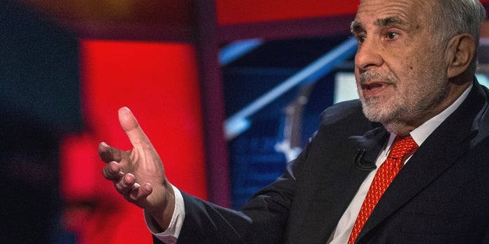 Billionaire Investor Carl Icahn Values Apple at More Than $1 Trillion
