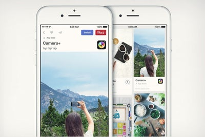 Pinterest Adds 'App Pins' So You Can Find Cool Apps and Instantly Down...