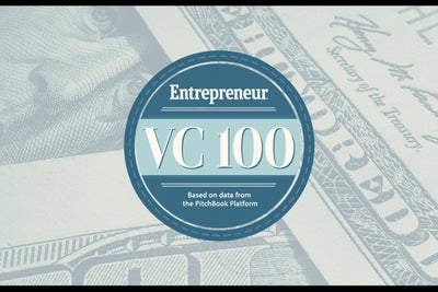 VC 100: The Top Investors in Early-Stage Startups