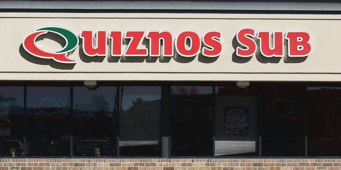 Quiznos Is Pulling the Plug on TV Ads. Here's Why.