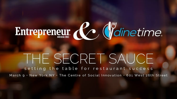 You're Invited: Setting The Table For Restaurant Success