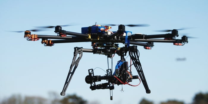 Senators Push Bill to Legalize Commercial Drones