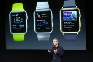 The One Reason You Should Want to Buy a Smartwatch