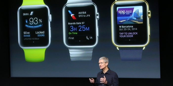 How to See the Apple Watch Event Today