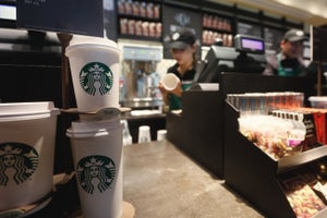 Bowing to Pressure, Starbucks Quits Sourcing Water in Drought-Stricken California