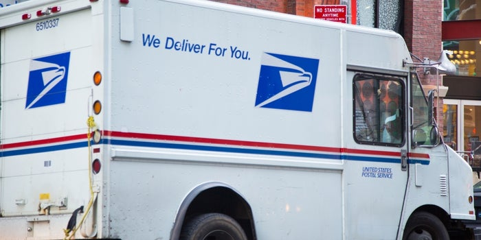 USPS May Start Emailing You Images of What's in Your Mailbox