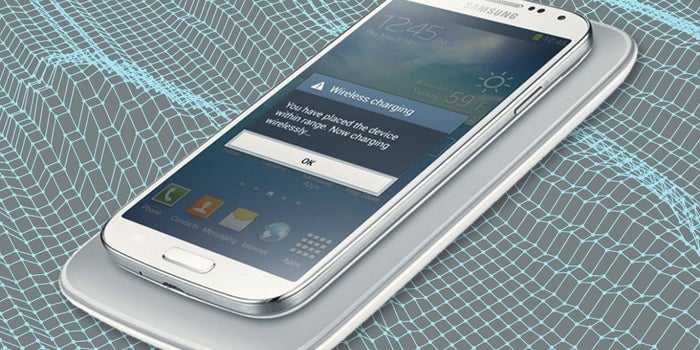 Samsung Wants to Make Wireless Charging Mainstream With Latest Flagship Phone