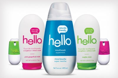 Brush With Success: How 'Hello' Used Design to Stand Out Among Oral Ca...