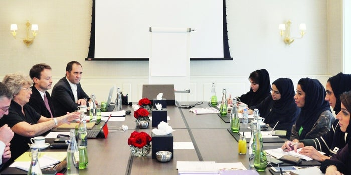 Dubai Prepares To Host The 2016 Women's Forum