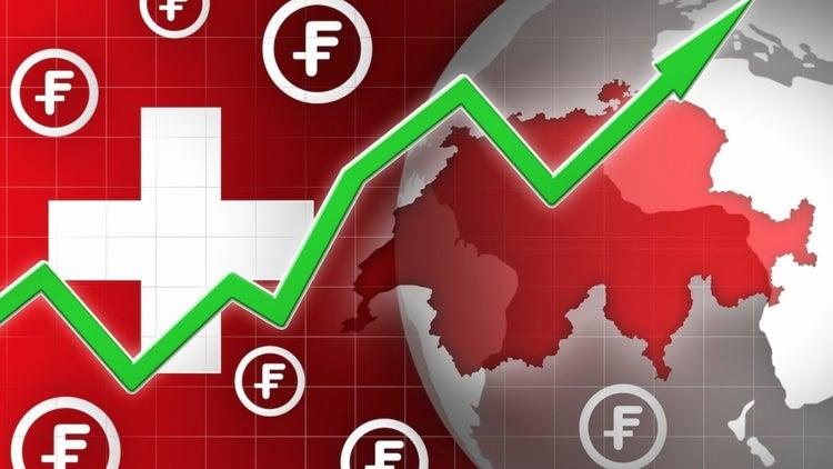 EU Debt Crisis Causes Swiss Franc Surge