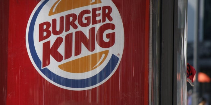 Beer Is Coming to Select Burger King Locations in the U.K.