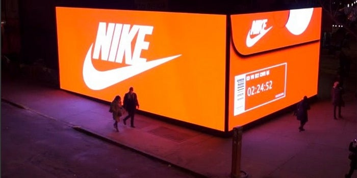 Nike's Instagram Videos Have Helped Boost Following by Over 200 Percent