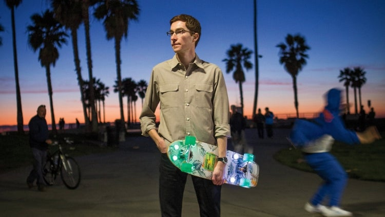 How One Company's Light Bulb Moment Improved Skateboard Safety