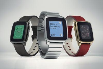 Smartwatch Maker Pebble Lays Off Quarter of Staff