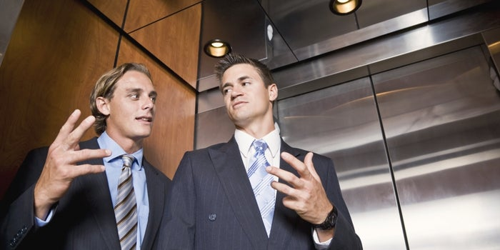 The 3-Part Elevator Pitch Formula You Need to Know