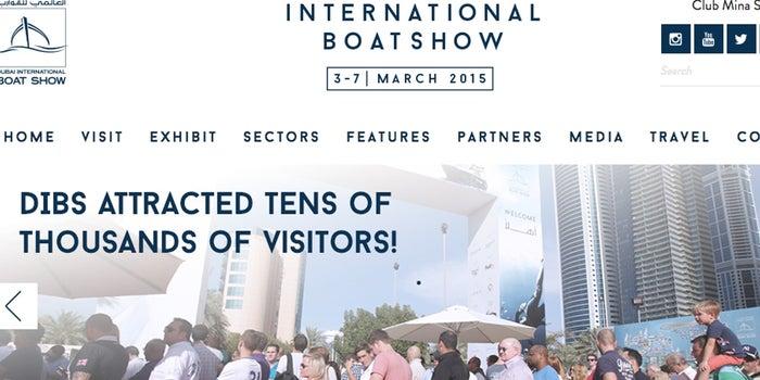 All Hands On Deck: Dubai International Boat Show