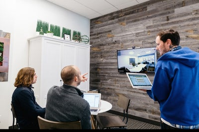 Videoconferencing Problems? Here's the System That One Company Swears...