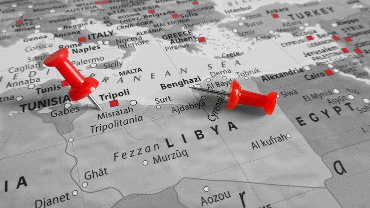 """Libyan Officials Withdraw """"Political Isolation"""" Law"""