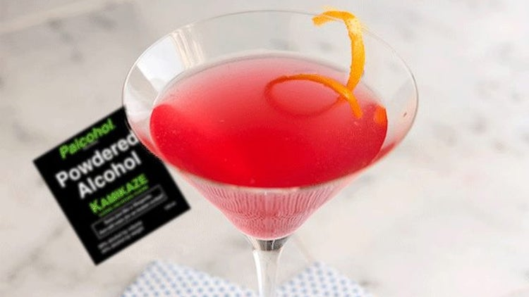 Powdered Alcohol Gets the OK From Federal Regulators, Faces Resistance from States
