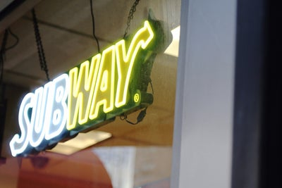 This Photo Forced Subway to Make a Major Change to its Sandwiches