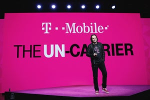 Donald Trump and T-Mobile CEO John Legere Hurl Insults in Twitter Feud