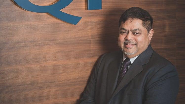 Five Minutes With Dr. Vijay Eswaran, Executive Chairman, QI Group of Companies