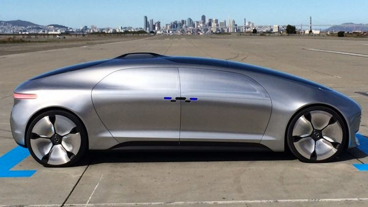 This Is What It's Like to Ride in a Driverless Car