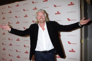 Richard Branson's No. 1 Success Secret: Looking for the Best in Others (VIDEO)