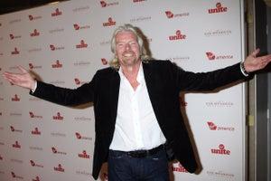 Richard Branson Reveals His 6-Word Motto That's Motivated His Billion-Dollar Career