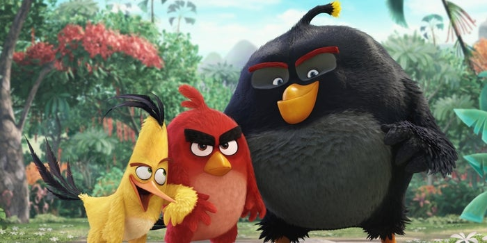 Angry Birds Maker Rovio Signs Toy Deal With Lego