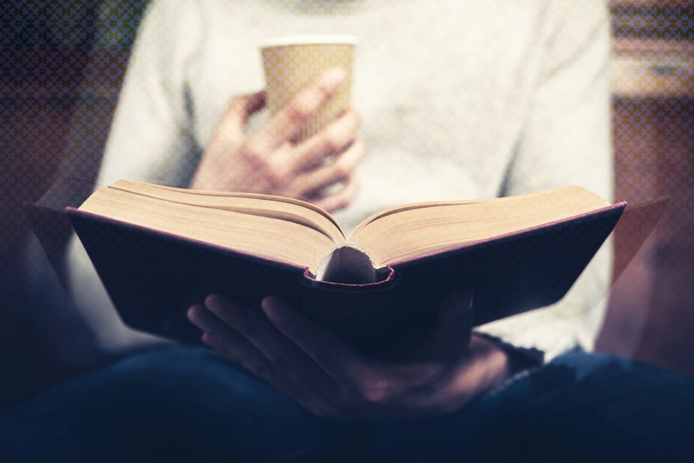 Read something you enjoy
