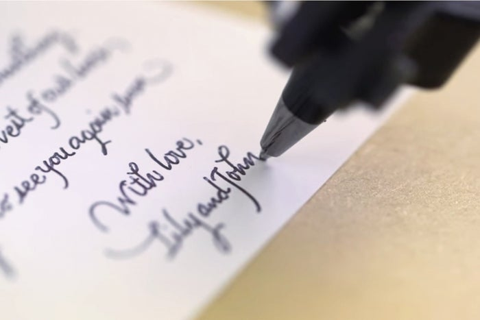 Tips For Penning A ThankYou Note That Will Be Treasured