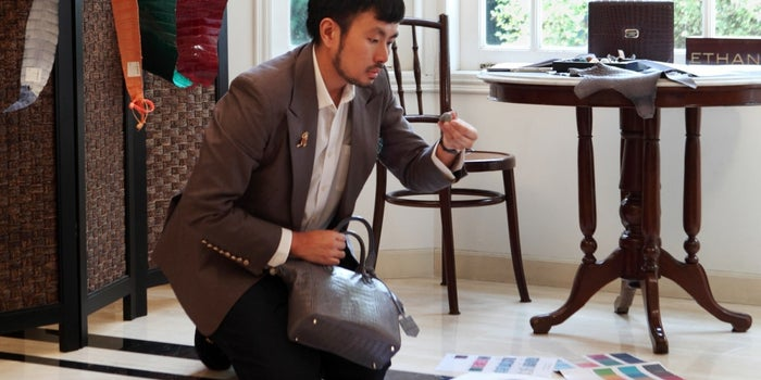 Five Minutes with Designer and Entrepreneur Ethan Koh