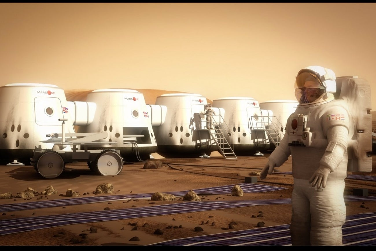 mars one mission candidates
