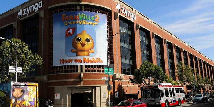 Zynga Announces Layoffs As Part of Restructuring Effort