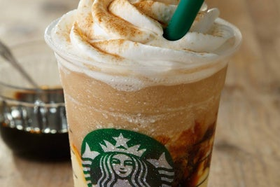 10 Starbucks Frappuccinos You Can't Buy in America