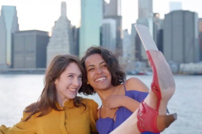 If You Thought Selfie Sticks Made You Look Ridiculous, Get Ready for S...