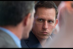 Peter Thiel: Luck Is Just an Excuse For Not Working Hard Enough