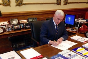 Indiana Gov. Promises to Adjust Religious Freedom Law to Clearly Ban Discrimination