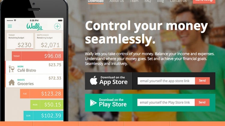 Wally+ Lets Users Manage Their Finances