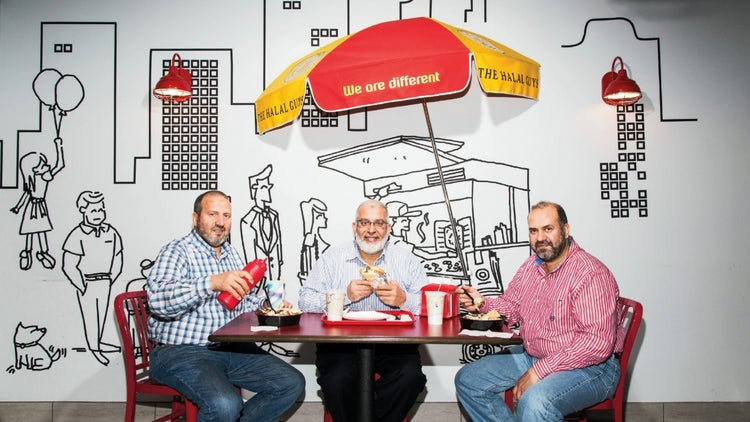 How a NY Food Cart Is Becoming an International Brick-and-Mortar Chain