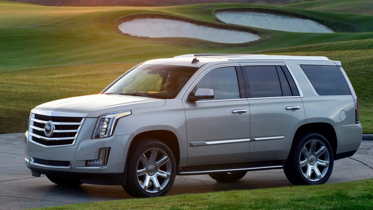 'Treps Choice: The Reimagined 2015 Cadillac Escalade