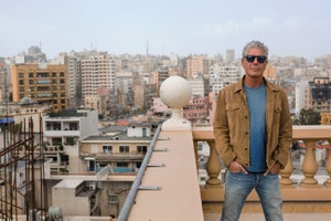 Anthony Bourdain's Tips For Eating Great When Traveling Abroad