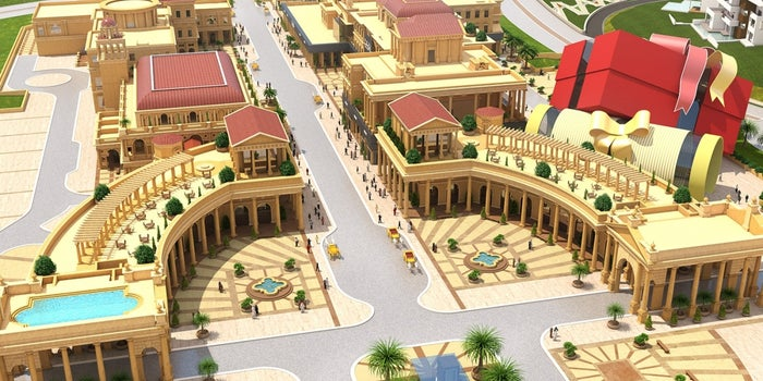Make Way For More: Katara Plaza Launched in Qatar