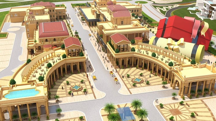 Make Way For More: Katara Plaza Launched in Qatar