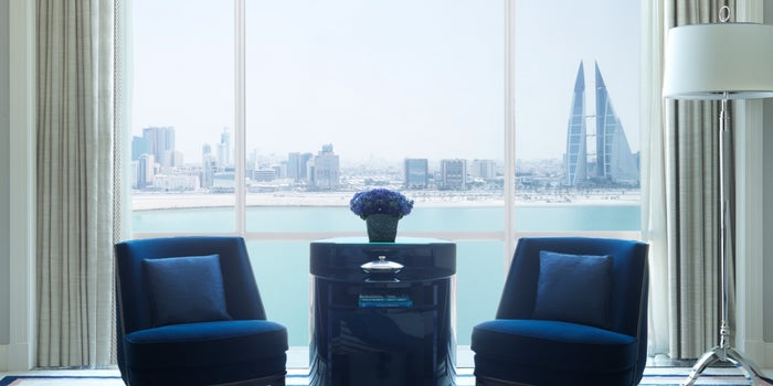 Your Own Private Island: Business Stays At The Four Seasons Bahrain Bay