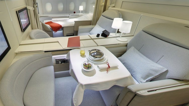 The Suite Life: Luxe Travel and the New First Class