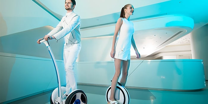Segway Is Now a Chinese Company